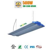 Quality IP65 500w industrial linear led lighting with 80000lm for industrial application for sale