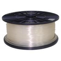 Quality 3d printer filament ABS 1.75mm 1kg Clear for sale