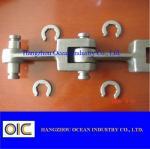 Quality Conveyor Parts Scraper Chain , type P142 , P142V , P142H , P200 chain for sale