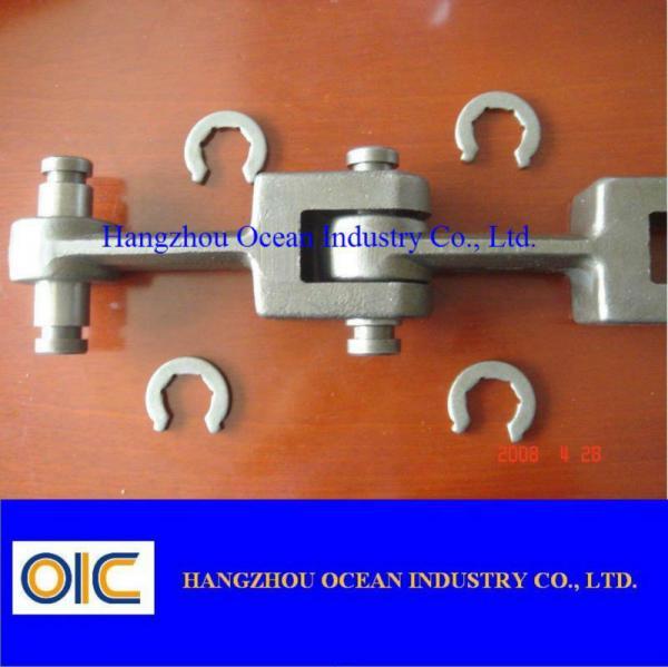 Buy Conveyor Parts Scraper Chain , type P142 , P142V , P142H , P200 chain at wholesale prices