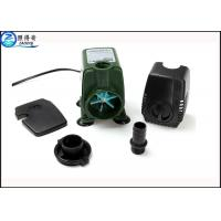 Buy ABS Resin Aquarium Submersible Water Pump / Fish Tank Water Pumps Silent and Durable at wholesale prices