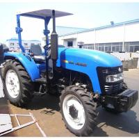 China New 80 hp 4wd Wheel Tractor JM804 Four Wheel Drive Tractor with Canopy on sale