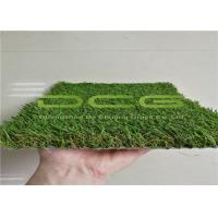 Quality 12000 Dtex Soft Artificial Grass Landscaping Drain Easily For Kids' Play Areas for sale