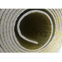 Quality XPE / EPE Foil Backed Construction Heat Insulation Foam Resistant To Moisture for sale