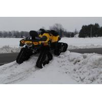 Quality UTV ATV Track System for 4 Wheel Drive Vehicle in Mountain and Snow for sale