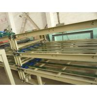 Quality Dual Channel Roll Style System Board Making Machine for 2 - 60mm Thickness Mgo Board for sale