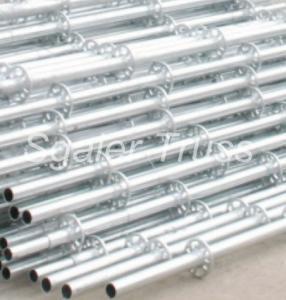 Quality 2m Aluminium Mobile Scaffold Hot DIP Steel Speaker Layer Truss for sale