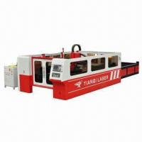 Quality High-power laser cutting machine for carbon/silicone/aluminum/stainless metal sheet fast cutting for sale