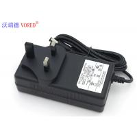 Quality 36W Plug In AC DC Power Supply Wall Adapter UK Standard FCC Approval for sale