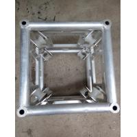 Quality 4 Meters Square Stage Light Turss 550mm x 550mm Aluminum Corner Block for sale