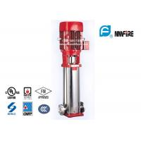 Quality Electric Submersible Jockey Pump , Multistage Fire Pump Stainless Steel Materials for sale