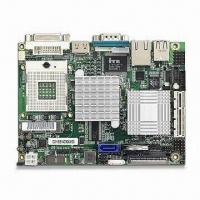 Quality 3.5-inch Embedded SBC with Intel 45nm Core 2 Duo and Intel GM45/ ICH9M Chipset for sale