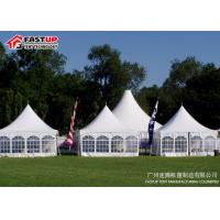 Quality Traditional 8x8 Large Storage Tents With Sides High Reinforce Frame for sale