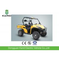 Quality ATV 4x4 Utility Vehicle With 2 Seats For CVT Gasoline 700cc Engine Drive for sale