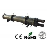 Quality Fishery Industry Shell And Tube Condenser SS316L Shell Material , Triple Circuit System for sale