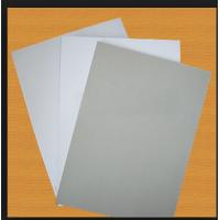 Quality Coated white duplex board with grey back for sale