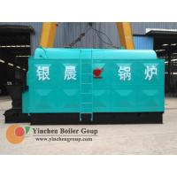 Quality Automatic Horizontal Steam Boiler Chain Grate Stoker Water and Fire Tube for sale