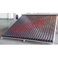 Quality High Performance 30 Tube Solar Collector , Solar Thermal Collectors For Swimming Pool for sale