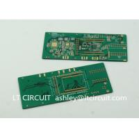 Buy Six Layer BGA IC Immersion Gold Pcb Gold Plating White Legend PAD at wholesale prices