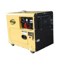 Quality Professional Portable Silent Diesel Generator For Residential Backup for sale