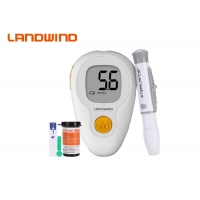 Quality Big Display Blood Glucose Meter Portable BP Apparatus G-425-3 for sale
