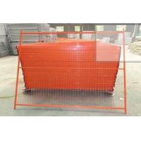 Quality Welded Temporary Fence Orange,Yellow for sale