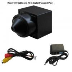 Buy Pinhole Lens Mini Security Cameras 480TVL Smallest Hidden Camera at wholesale prices