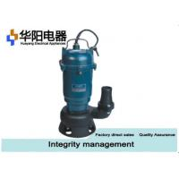 1 Hp Sewage Grinder Pump Civil Engineering Construction Water Drainage for sale
