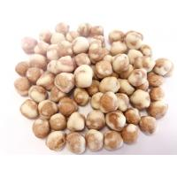 Quality Nutural Wasabi Flavor Coated Crispy Chickpeas OEM Retailer Pillow Bag for sale