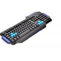Buy Entry Level Comfortable Multimedia Computer Gaming Keyboard Light Up at wholesale prices