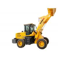 Quality 2.2T Front End Small Wheel Loader 936A Max.Dumping Height 3500mm With Grass Fork for sale
