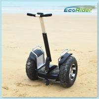 Buy cheap 40 Km Range Fast Lithium Battery Electric Segway Scooter CE ROHS FCC Approved from wholesalers