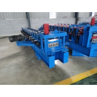 China 1.5mm Multifunction C Purlin Roll Forming Machine on sale
