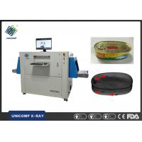 Quality Unicomp Foreign Materials Detection Equipment X-ray System Food Safety Commodity for sale
