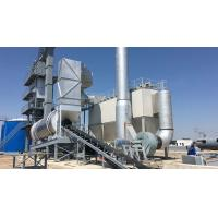 Quality LB-2000 model Asphalt mixing Plant , 0.075mm aggregate 0.7MPA compressor, 5.5kw filler conveyor for sale