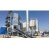 Buy cheap LB-2000 model Asphalt mixing Plant , 0.075mm aggregate 0.7MPA compressor, 5.5kw filler conveyor from wholesalers