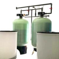 China High hardness water softening automatic FLECK softening water equipment manufacturer on sale
