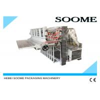 China Small Stacking Corrugated Carton Box Machine For Collecting Small Corrugated Box on sale