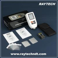 Buy cheap Built-in Probe Paint Thickness Meter TG-9001, Metal Coating Thickness Gauge 0~1300um from wholesalers
