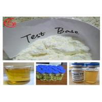 Quality Top Quality 99.6% High Purity Test Base Powder 58-22-0 for Muscle Building for sale