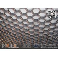 Buy cheap HexMetal 2.0mmTHK, 20mm height, Low Carbon Mild Steel | China Hex Metal Factory from wholesalers