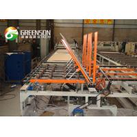 Buy Fully Automatic Gypsum Board Vinyl Laminating Machine at wholesale prices