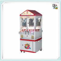 Quality Multi player mini house mini candy toy prize crane arcade amusement game machine for kids for sale