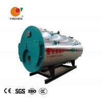 Quality Pharmaceutical Industry Gas Fired Steam Boiler 1-2.5Mpa Rated Steam Pressure for sale