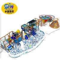 Quality Indoor Soft Play Equipment , New Caterpillar Type Tunnel Baby Soft Play Equipment for sale
