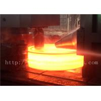 Quality F316Ti Seamless Forged Steel Rings  ASTM ASME Proof machining for sale