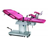 Quality 220V 50Hz Hydraulic Operation Table Birthing Bed With Dirty Pot For Delivery Use FDA CE for sale