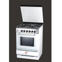 Buy cheap 4 Burner gas stove with gas oven from wholesalers