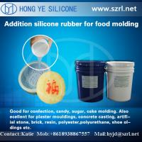 Quality platinum silicone rubber with widely applications for sale