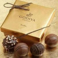 Quality Chocolate Gift Box with Magnet, Measures 25x16x7cm for sale